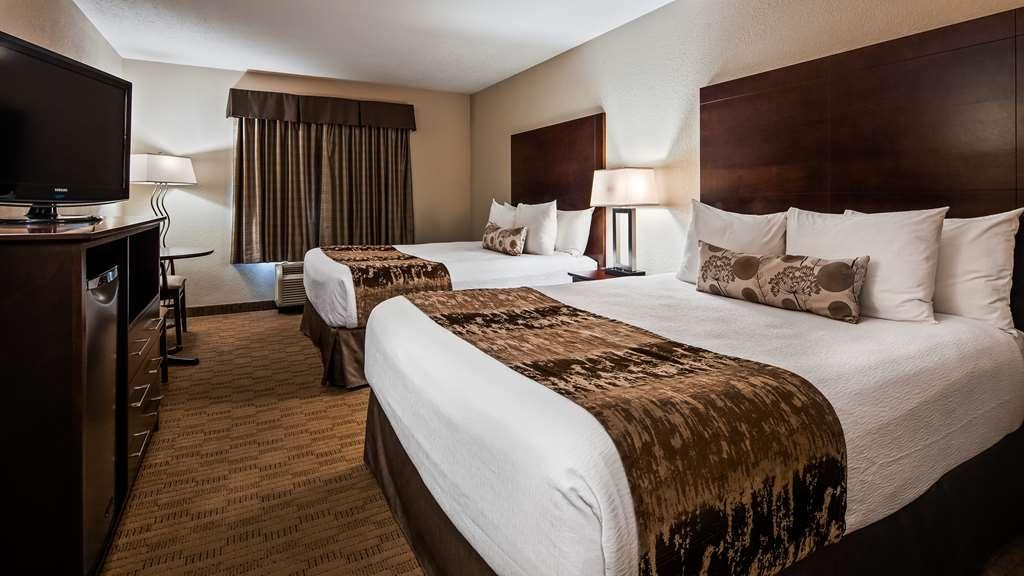 Best Western Plus Pembina Inn & Suites - Chambres / Logements
