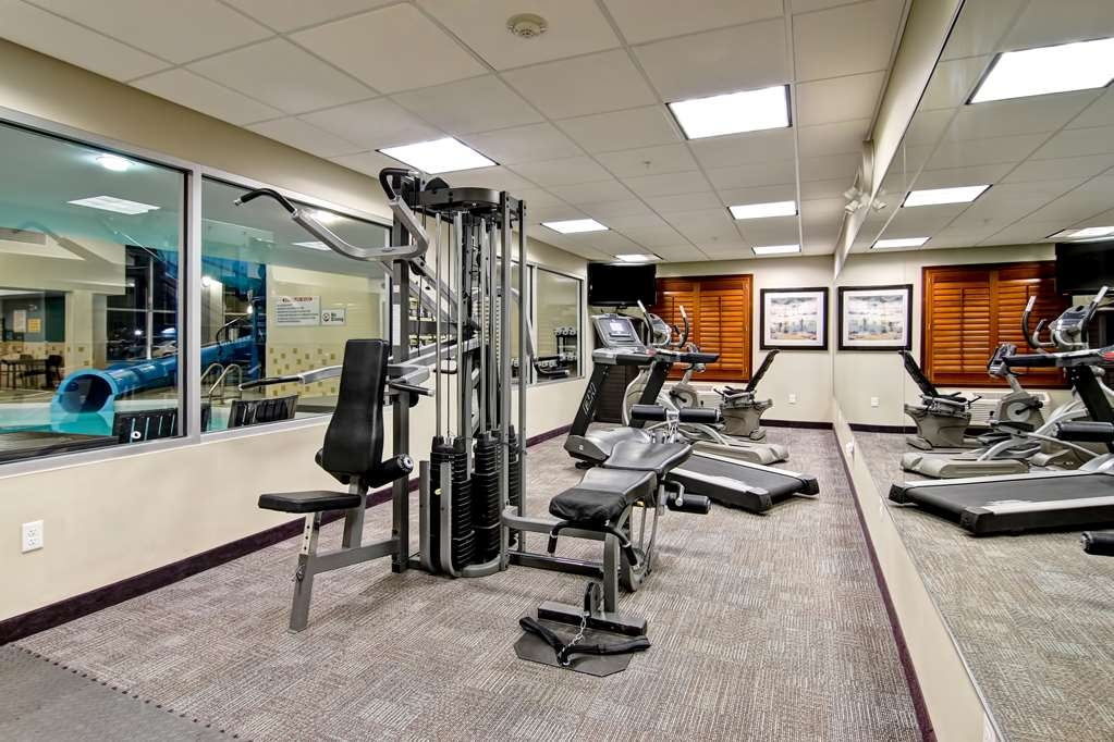 Best Western Plus Brandon Inn - Fitnessstudio