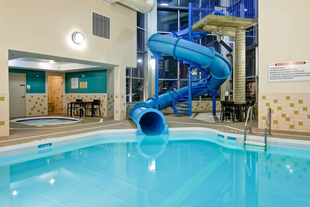 Best Western Plus Brandon Inn - Hallenbad