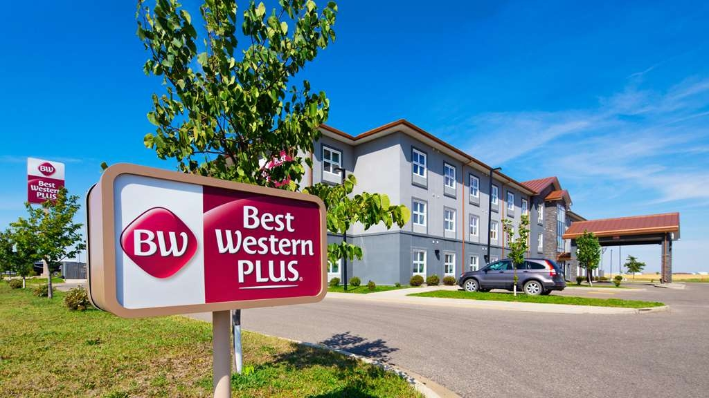 Best Western Plus Brandon Inn - Außenansicht