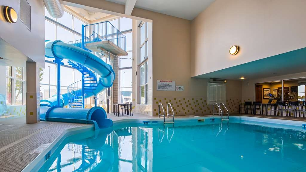 Best Western Plus Brandon Inn - Poolansicht