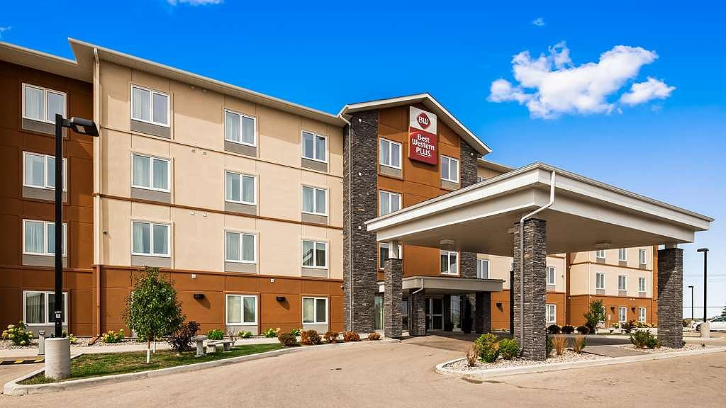 Best Western Plus Winnipeg West - Area esterna