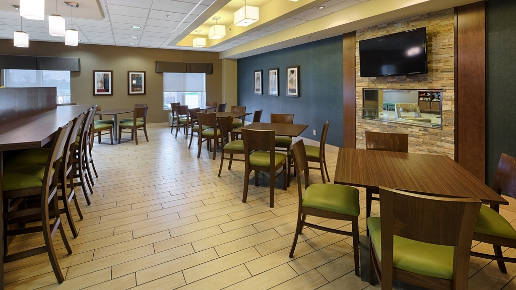 Best Western Plus Winnipeg West - Restaurante/Comedor