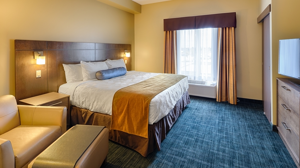 Best Western Plus Winnipeg West - Habitaciones/Alojamientos