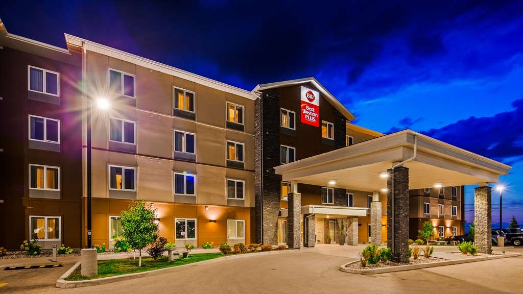 Best Western Plus Winnipeg West - Vista Exterior