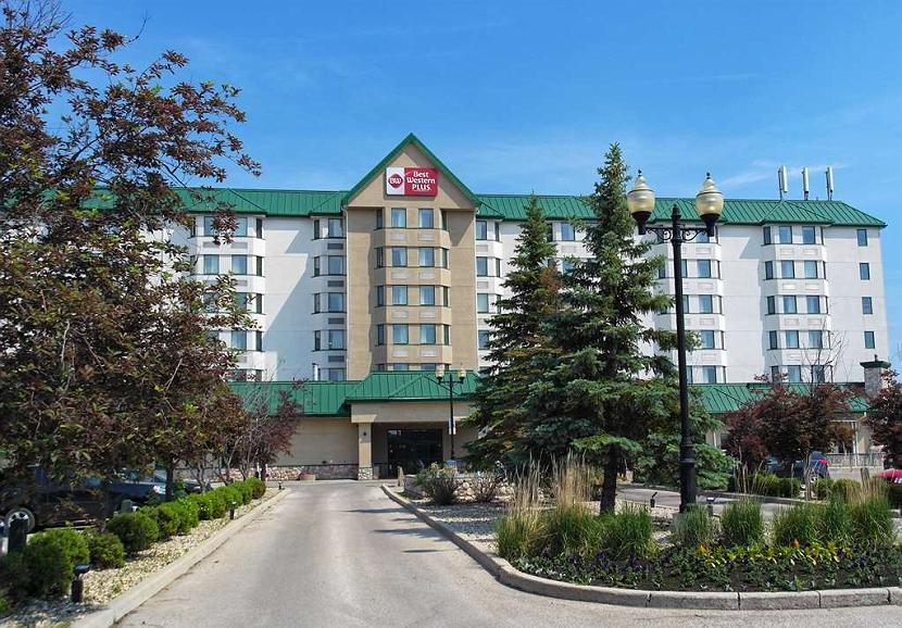 Best Western Plus Winnipeg Airport Hotel - Located in St. James District we are minutes from the Winnipegu2019s James Armstrong Richardson International Airport (YWG) and Polo Park Shopping Centre.