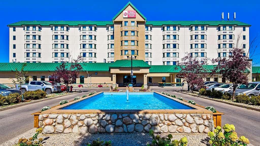 Best Western Plus Winnipeg Airport Hotel - Aussenansicht