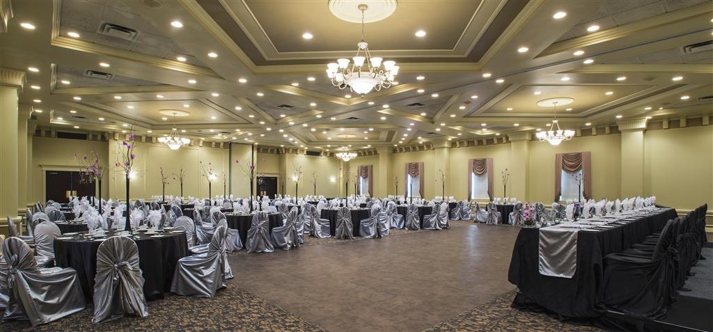 Best Western Plus Winnipeg Airport Hotel - Sala da ballo