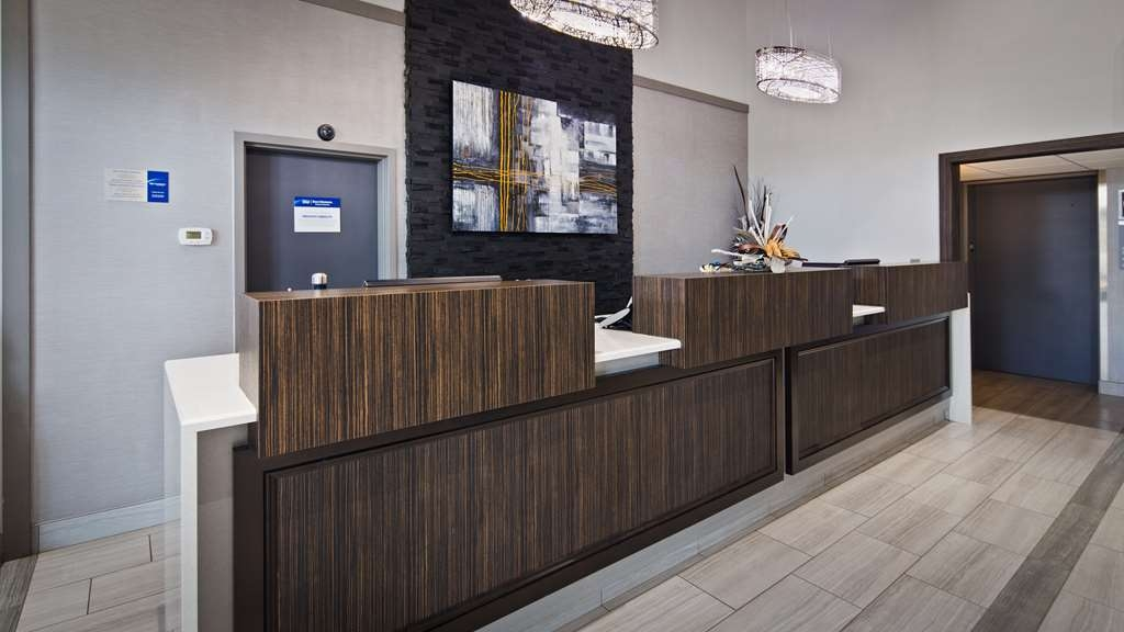 Best Western Plus Moncton - Our 24-hour front desk staff can answer any question about our property or Moncton, NB.