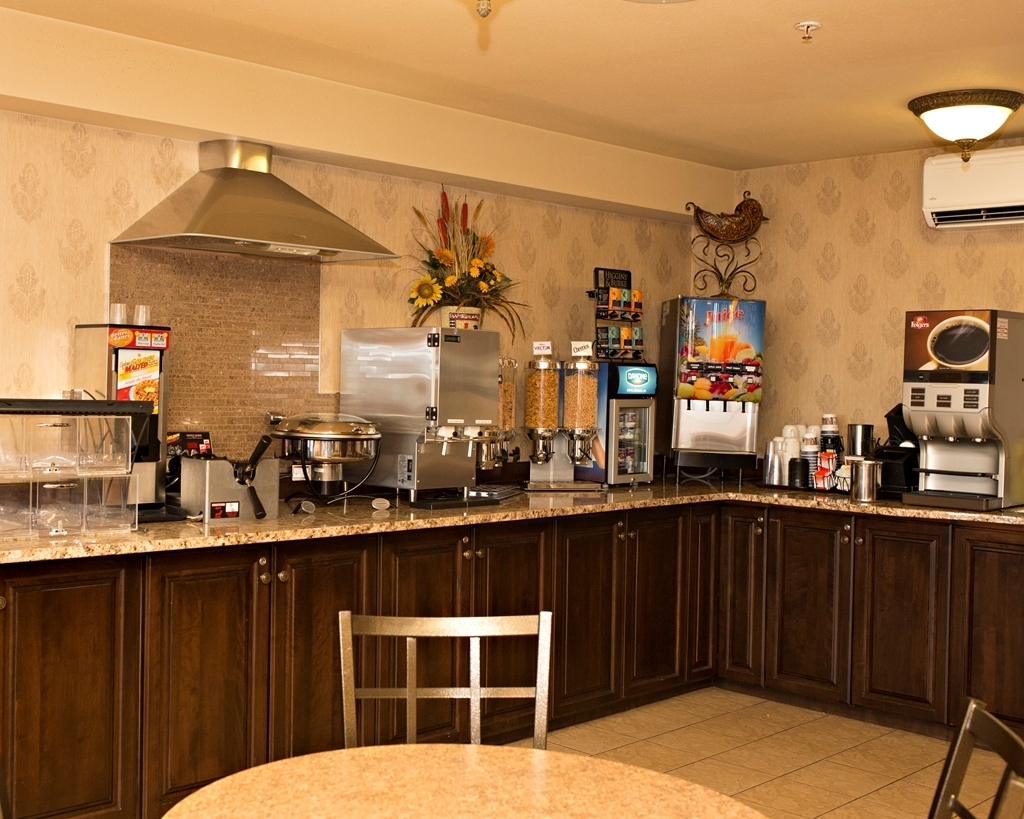 Best Western Plus Grand-Sault Hotel & Suites - Desayuno Buffet
