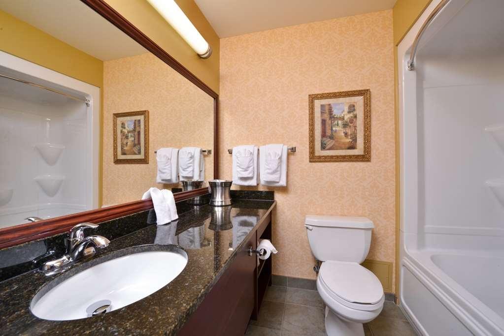 Best Western Plus Grand-Sault Hotel & Suites - Habitaciones/Alojamientos