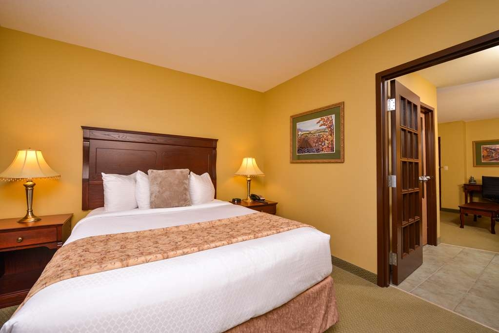 Best Western Plus Grand-Sault Hotel & Suites - Suite