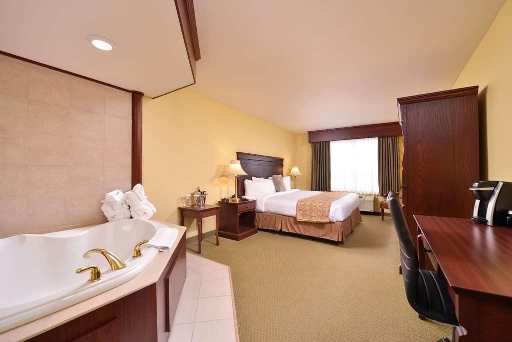 Best Western Plus Grand-Sault Hotel & Suites - Suite con piscina de hidromasaje
