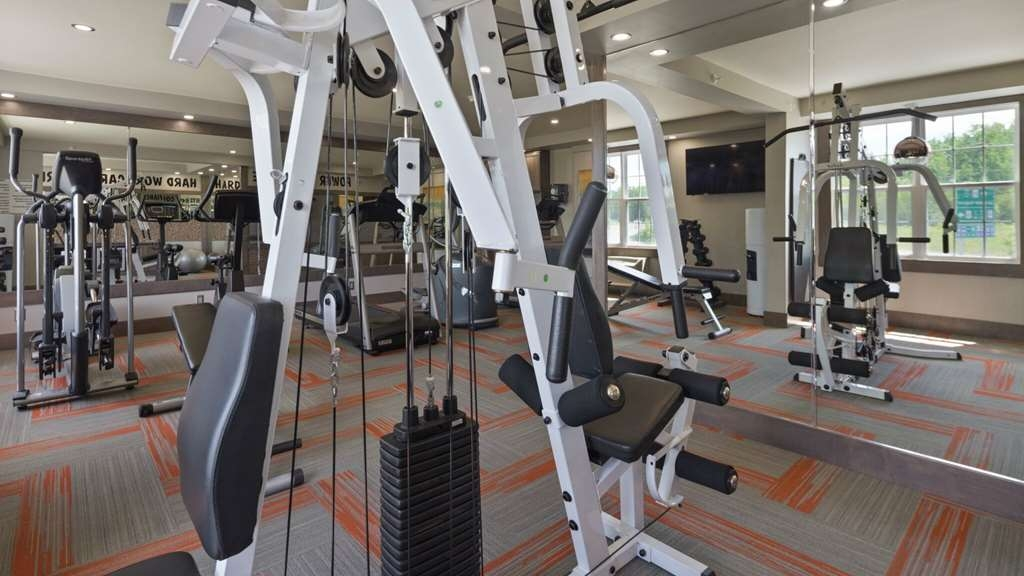 Best Western Plus Grand-Sault Hotel & Suites - exercise chambre