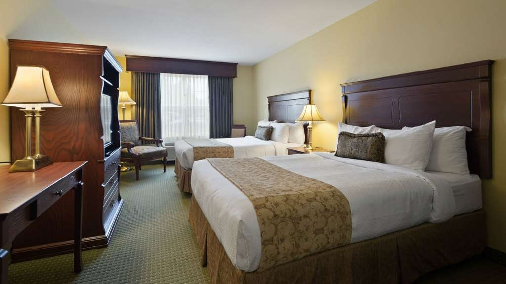 Best Western Plus Grand-Sault Hotel & Suites - Camere / sistemazione