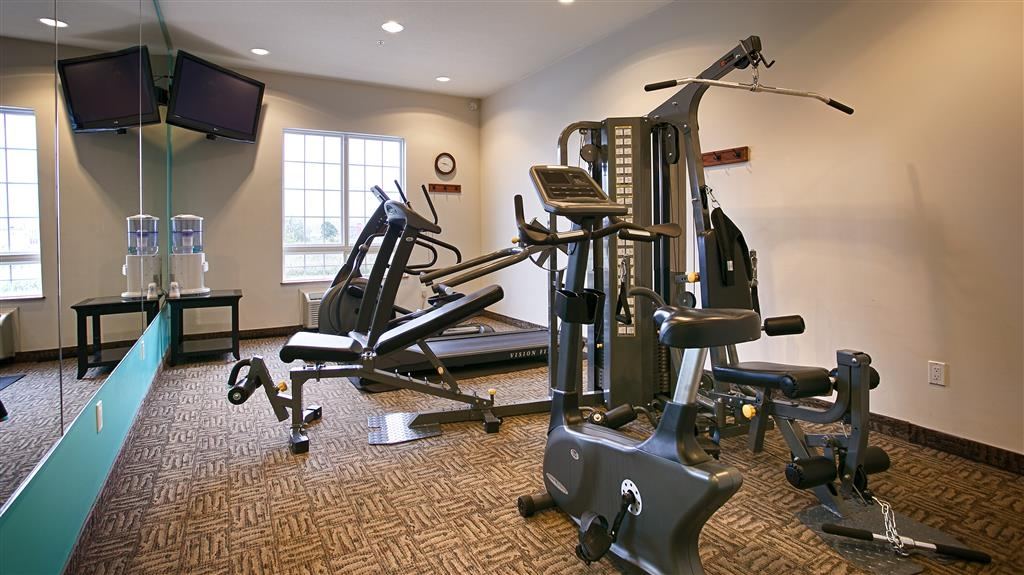Best Western Plus Saint John Hotel & Suites - exercise chambre