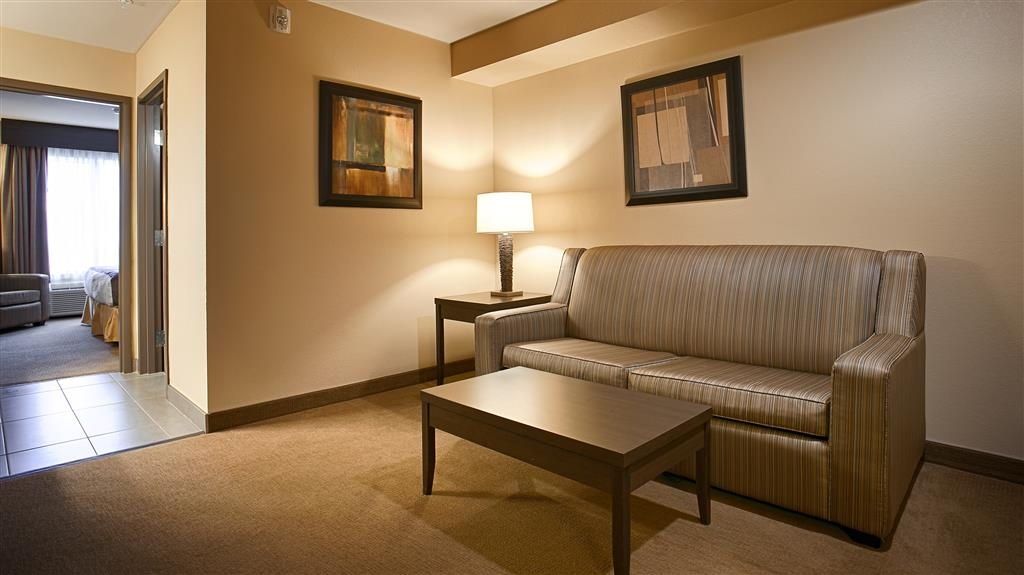 Best Western Plus Saint John Hotel & Suites - junior suite