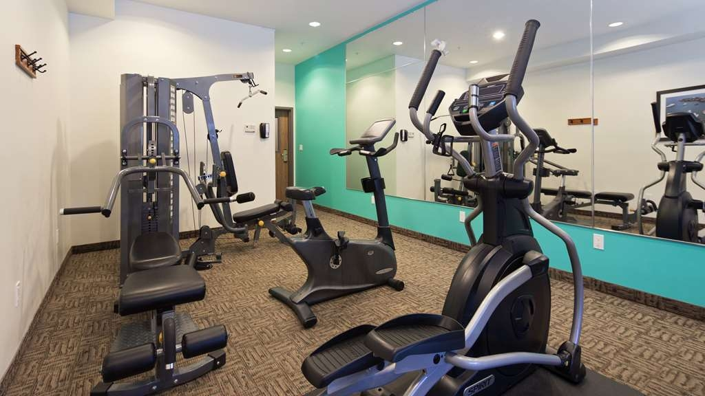 Best Western Plus Saint John Hotel & Suites - Club de remise en forme