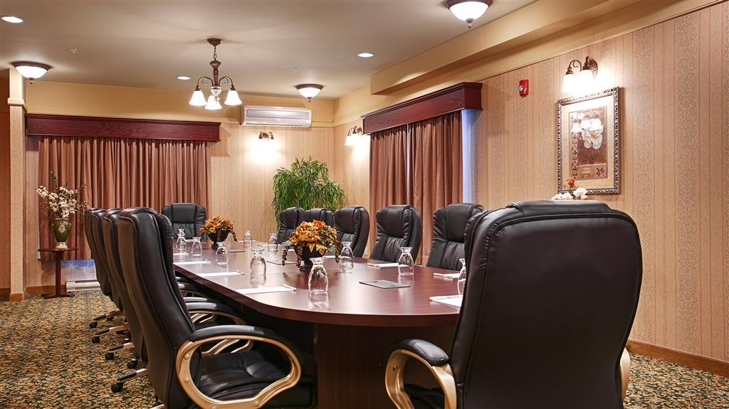 Best Western Plus Fredericton Hotel & Suites - Sale conferenze