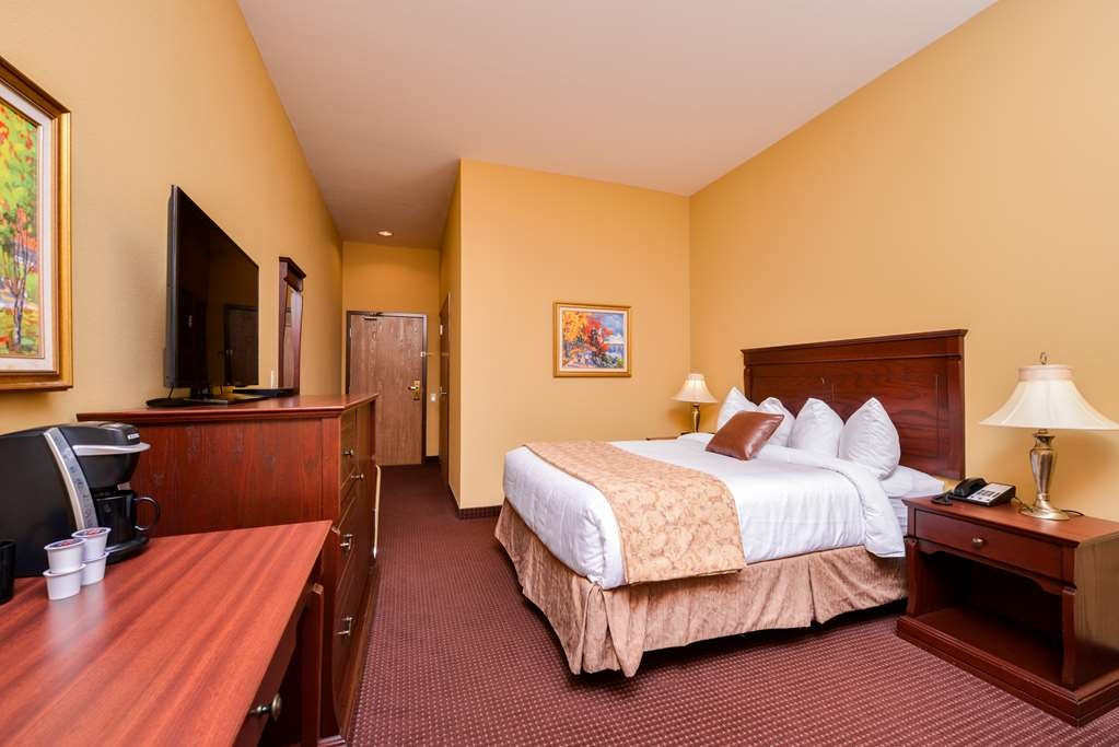 Best Western Plus Fredericton Hotel & Suites - Camere / sistemazione