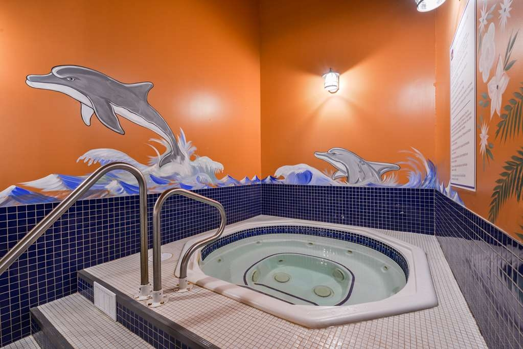 Best Western Plus Fredericton Hotel & Suites - Spa