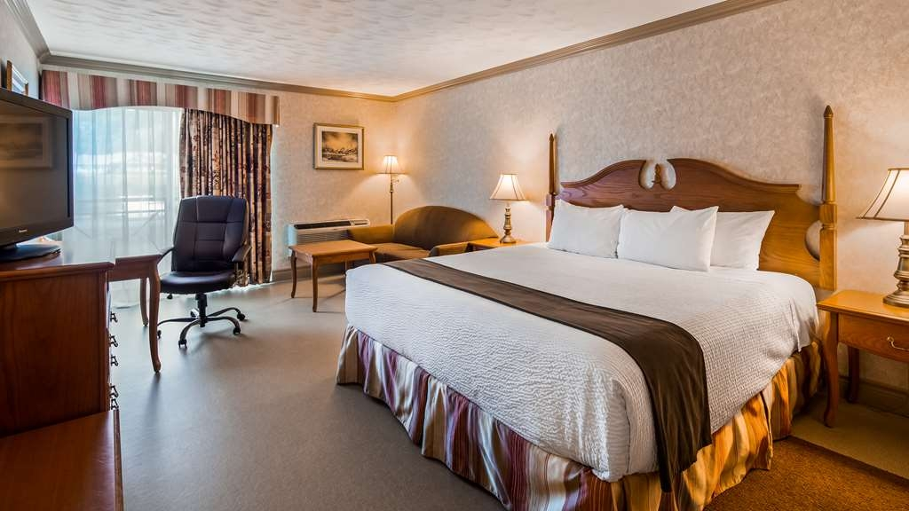 Best Western Plus Edmundston Hotel - Chambres / Logements