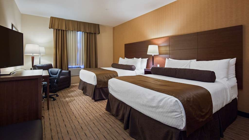 Best Western Plus Bathurst Hotel & Suites - Camere / sistemazione