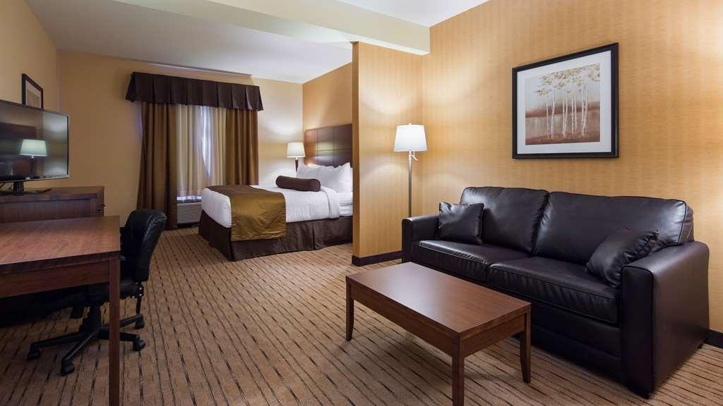 Best Western Plus Bathurst Hotel & Suites - Gästezimmer/ Unterkünfte