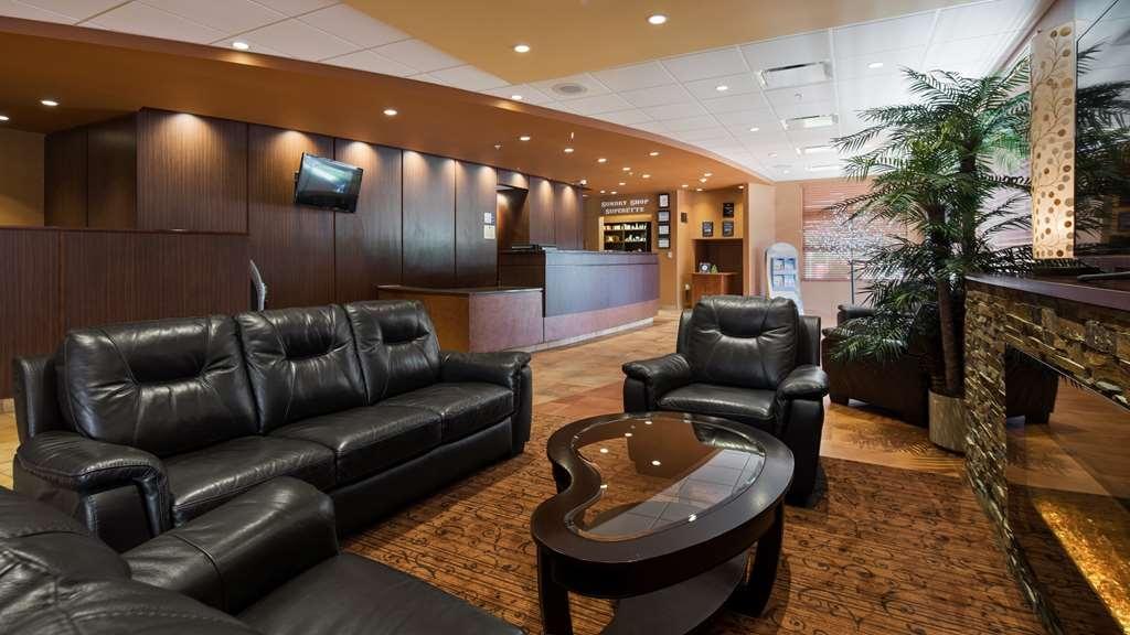 Best Western Plus Bathurst Hotel & Suites - Lobbyansicht