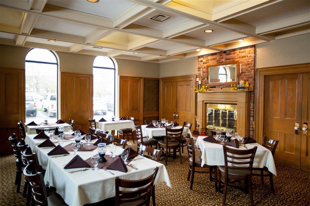 Best Western Truro - Glengarry - Restaurante/Comedor