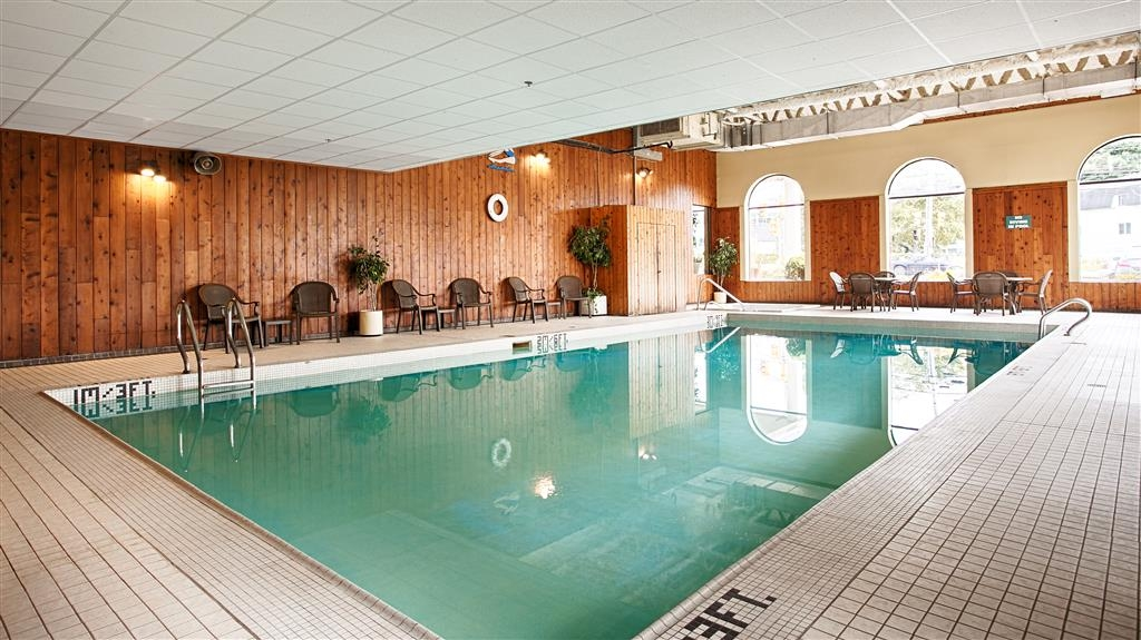Best Western Truro - Glengarry - Our indoor pool is open all year round.