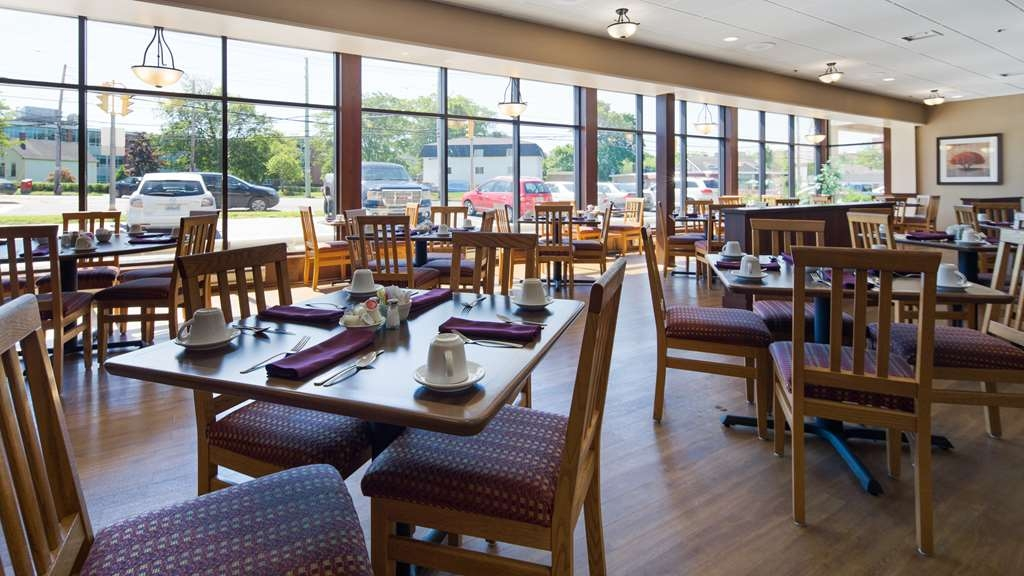Best Western Truro - Glengarry - For exquisite cuisine and convenient location, dine in at our onsite restaurant.