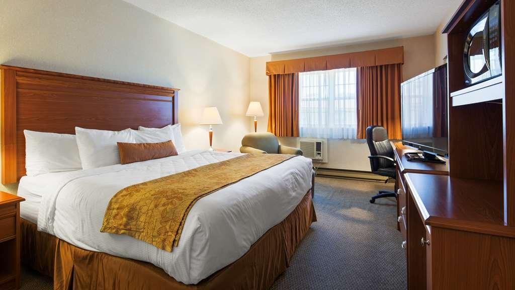 Best Western Truro - Glengarry - Guest room