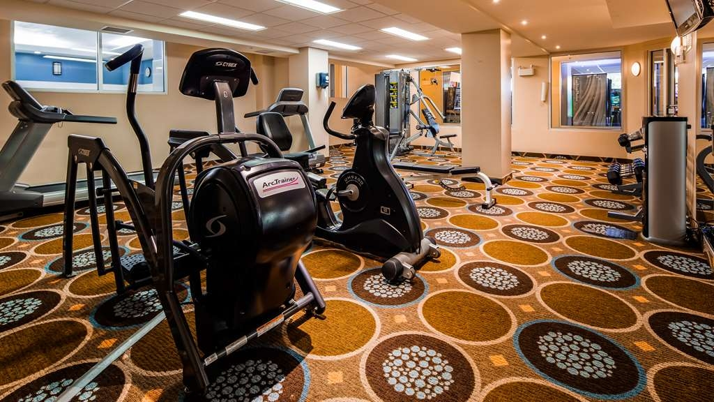 Best Western Plus Chocolate Lake Hotel - Club de remise en forme