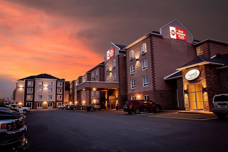 Best Western Plus Dartmouth Hotel & Suites - Vue extérieure