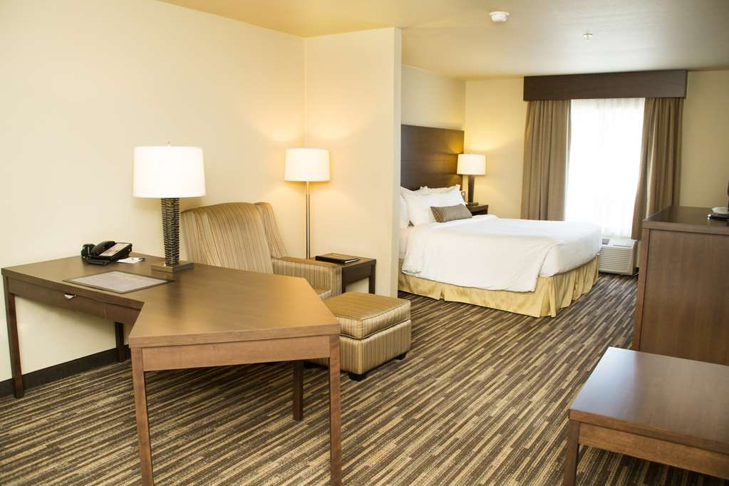 Best Western Plus Dartmouth Hotel & Suites - Our business class one king bed is perfect for the traveling business person no matter how long the stay.