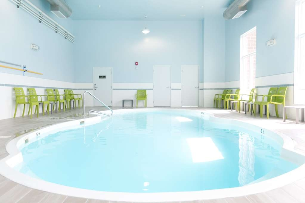 Best Western Plus Dartmouth Hotel & Suites - Don't let the weather stop you from jumping in! Our indoor pool is heated year-round for you and your friends.