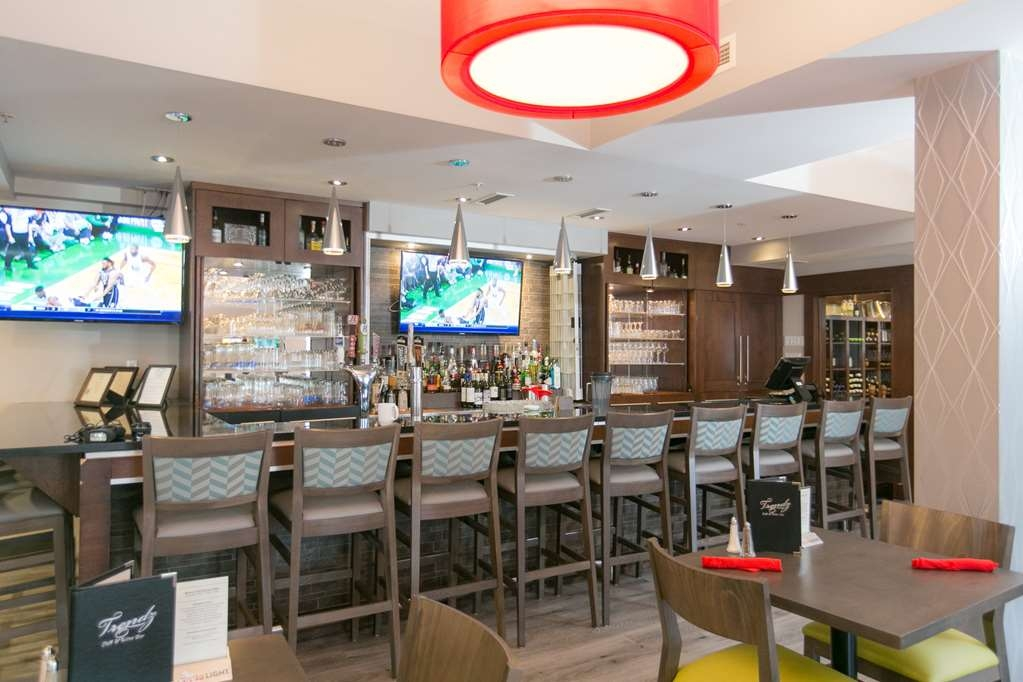 Best Western Plus Dartmouth Hotel & Suites - Our on-site restaurant Trendz Restaurant and Wine Bar includes both casual fine dining and a full service bar.