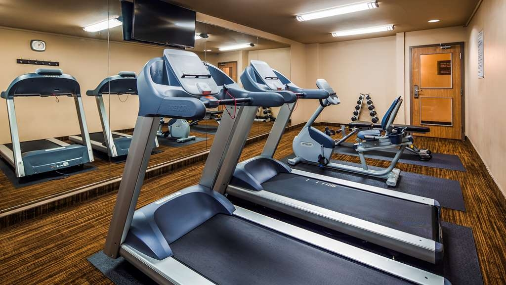 Best Western Plus Dartmouth Hotel & Suites - Fitness Centre