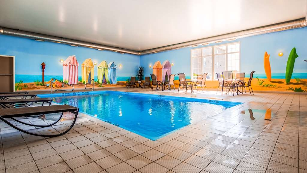 Best Western Plus Liverpool Hotel & Conference Centre - Piscina