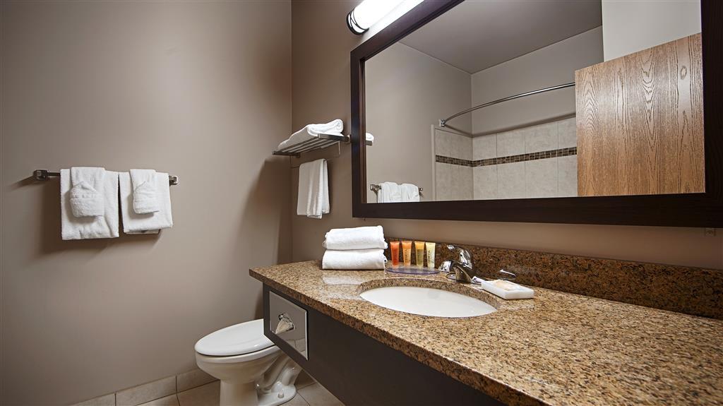 Best Western Plus Bridgewater Hotel & Convention Centre - Baño