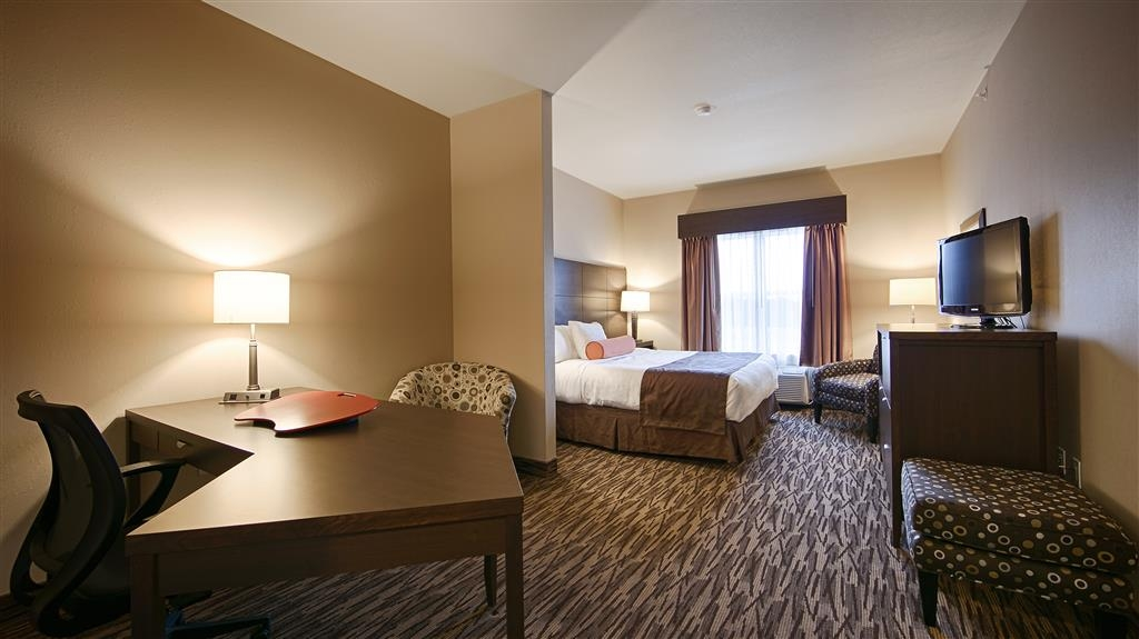 Best Western Plus Bridgewater Hotel & Convention Centre - Chambres / Logements