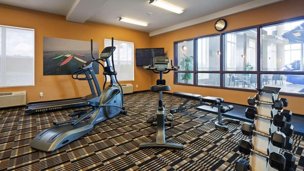 Best Western Plus Bridgewater Hotel & Convention Centre - Club de salud