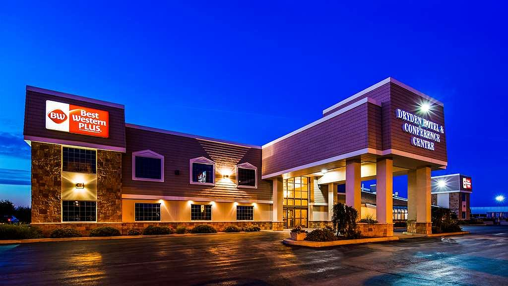 Best Western Plus Dryden Hotel & Conference Centre - Aussenansicht