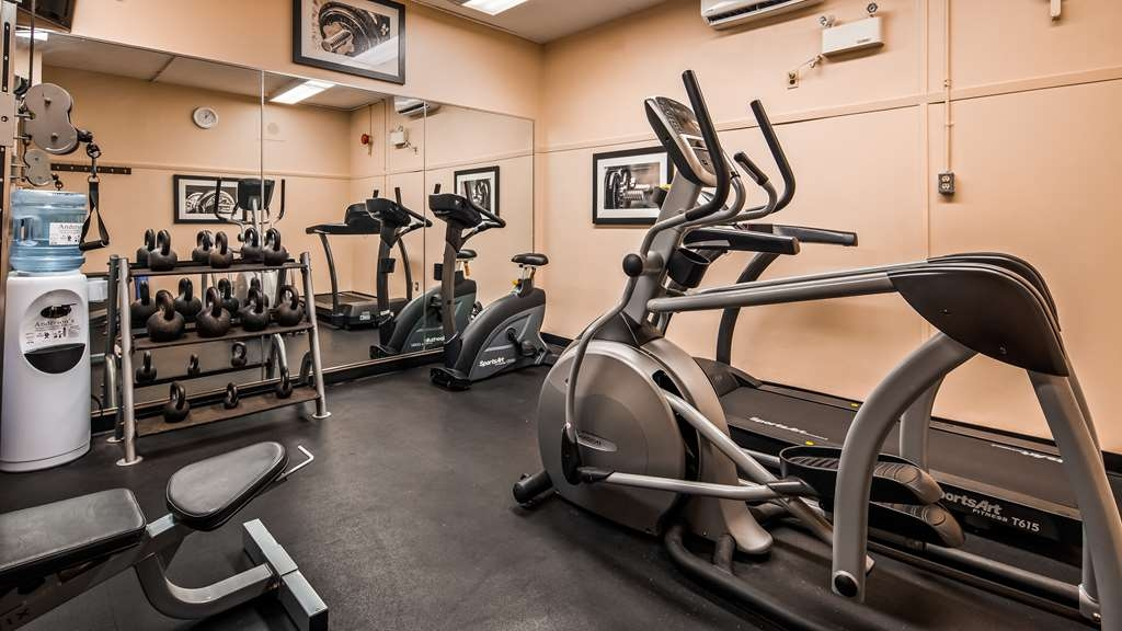 Best Western Plus Dryden Hotel & Conference Centre - Club de remise en forme