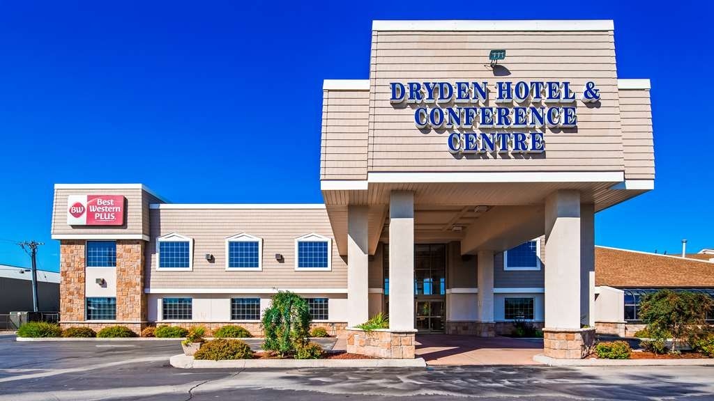 Best Western Plus Dryden Hotel & Conference Centre - Façade
