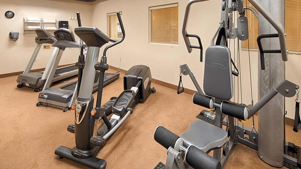 Best Western Thunder Bay Crossroads - Sala fitness