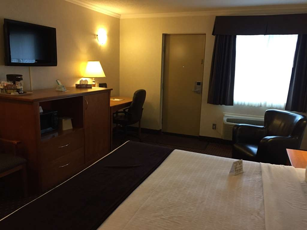 Best Western Thunder Bay Crossroads - standard king - this room is PET Friendly