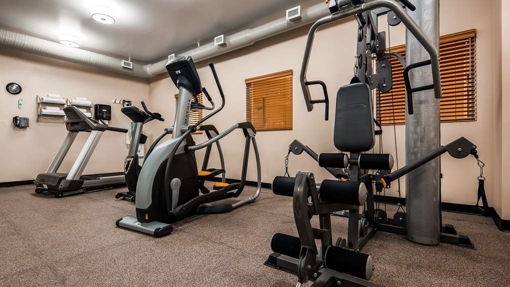 Best Western Thunder Bay Crossroads - Fitness Centre