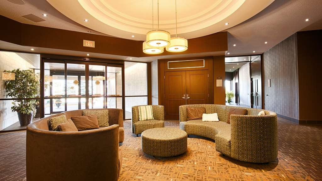 Best Western Plus Guildwood Inn - Vue du lobby